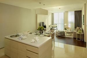 Fraser Residence Menteng Jakarta, Aparthotels  Jakarta - big - 4