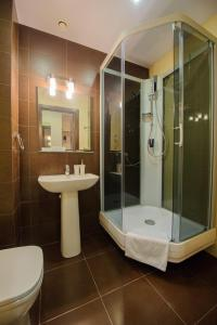Skyline Hotel Tomsk Airport, Hotels  Bogashevo - big - 5
