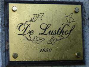 B&B Domein De Lusthof