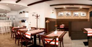 Apartamenty Mesa Grill Restaurant Cafe, Bed & Breakfast  Dźwirzyno - big - 35