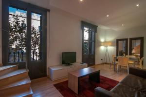 Tamarit Apartments, Apartmány  Barcelona - big - 27