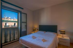 Tamarit Apartments, Apartmány  Barcelona - big - 19
