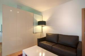 Three-Bedroom Attic with Terrace