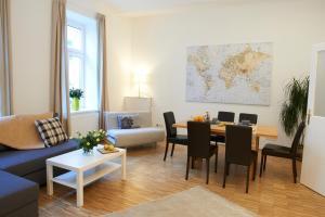 Viennaflat Apartments - Franzensgasse, Apartmány  Vídeň - big - 73
