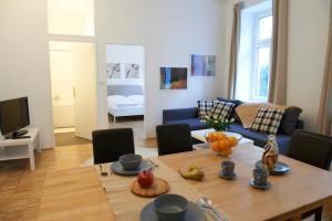 Viennaflat Apartments - Franzensgasse, Apartmány  Vídeň - big - 39