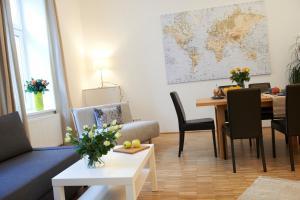 Viennaflat Apartments - Franzensgasse, Apartmány  Vídeň - big - 125