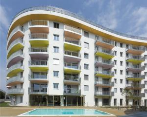 Appartamento IG City Apartments Campus Lodge Vienna Austria