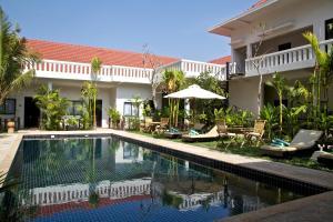 Damnak Russey Hotel, Hotely  Siem Reap - big - 43