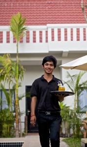 Damnak Russey Hotel, Hotely  Siem Reap - big - 46