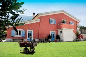La Masseria di Villa Giulia, Panziók  Tocco da Casauria - big - 15