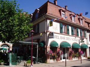 Hôtel Bar Des Vosges, Отели  Мюнстер - big - 1