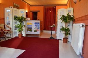 Hotel De L'arrivée, Hotel  Saint-Brieuc - big - 9