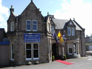 Crown Court Town House Hotel - Inverness