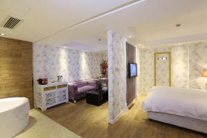 Milan Garden Hotel Hangzhou, Hotely  Chang-čou - big - 21