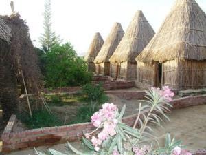 Отели Бауити