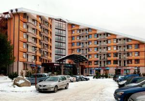 Apartments Flora-Daisy, Apartmánové hotely  Borovec - big - 1