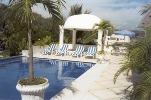 Villa Azul, Ferienhäuser  Acapulco - big - 15