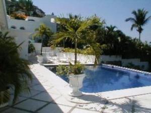 Villa Azul, Ferienhäuser  Acapulco - big - 12