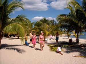 Green Parrot Beach Houses and Resort, Lodge  Maya Beach - big - 71