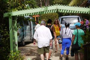 Green Parrot Beach Houses and Resort, Lodge  Maya Beach - big - 66
