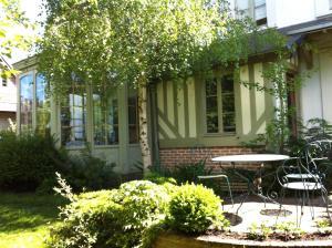 Maison Saint Léonard, Ferienhäuser  Honfleur - big - 43