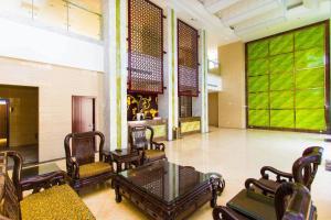 Fuzhou Ningyu Hotel, Szállodák  Fucsou - big - 12