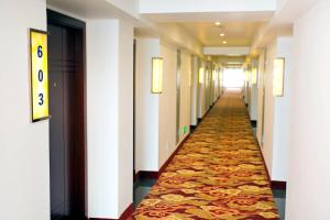 Fuzhou Ningyu Hotel, Szállodák  Fucsou - big - 18