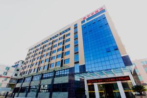 Fuzhou Ningyu Hotel, Szállodák  Fucsou - big - 1