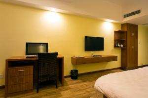 Fuzhou Ningyu Hotel, Szállodák  Fucsou - big - 9