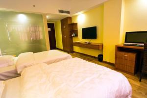 Fuzhou Ningyu Hotel, Szállodák  Fucsou - big - 6