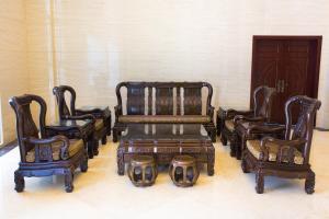 Fuzhou Ningyu Hotel, Szállodák  Fucsou - big - 14