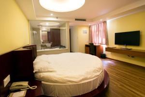 Fuzhou Ningyu Hotel, Szállodák  Fucsou - big - 17