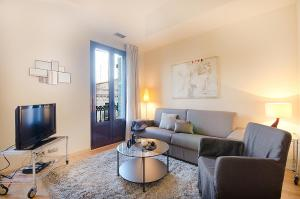 Friendly Rentals Deluxe Paseo de Gracia, Апартаменты  Барселона - big - 24