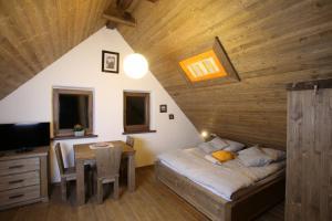Panonska Vas Apartments, Apartments  Moravske-Toplice - big - 37