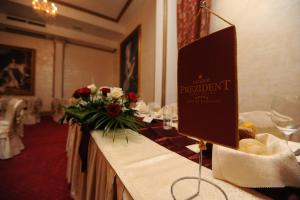 Premier Prezident Garni Hotel and Spa, Hotels  Sremski Karlovci - big - 56