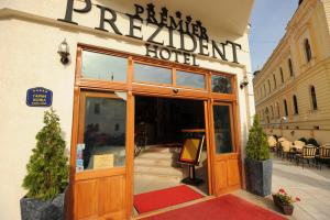 Premier Prezident Garni Hotel and Spa, Hotels  Sremski Karlovci - big - 58