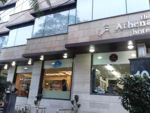 Hotel Athena, Hotels  New Delhi - big - 16