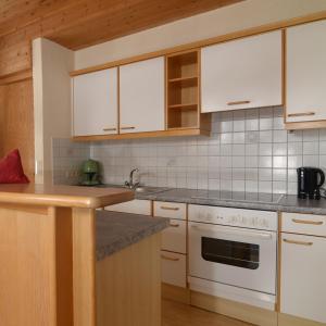 Chalet Paznaun, Apartmanok  Kappl - big - 13