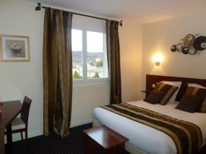 Hotel Des Voyageurs, Szállodák  Le Rouget - big - 4