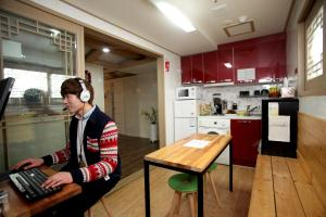 K-POP Residence Myeongdong 1, Apartmanhotelek  Szöul - big - 84