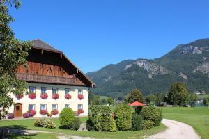 Plombergbauer, Apartmanok  Sankt Gilgen - big - 20