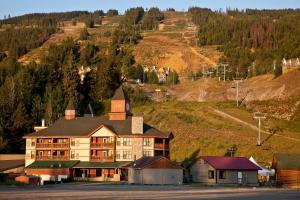 Polaris Lodge, Szállodák  Kimberley - big - 17
