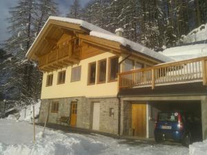 Ferienhaus Lechner, Holiday homes  Heiligenblut - big - 24