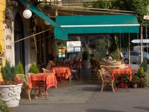 Hotel Olivedo, Hotel  Varenna - big - 52