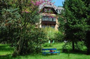 Villa Parkschlössl, Отели  Мильстат - big - 58
