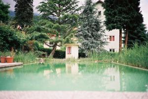 Villa Parkschlössl, Отели  Мильстат - big - 50