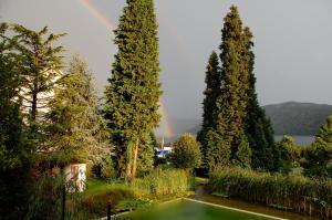 Villa Parkschlössl, Отели  Мильстат - big - 44