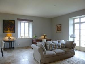 La Maison Forte, Bed & Breakfast  Montaut - big - 20
