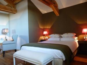 La Maison Forte, Bed & Breakfast  Montaut - big - 21