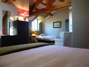 La Maison Forte, Bed & Breakfast  Montaut - big - 30
